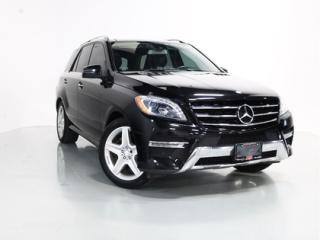 Used 2013 Mercedes-Benz ML-Class ML350   BLUTEC   AMG   PANO for sale in Vaughan, ON