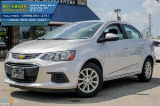 Used 2018 Chevrolet Sonic LT for sale in Guelph, ON