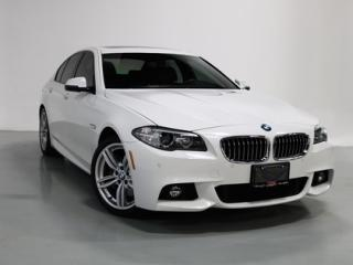 Used 2016 BMW 5 Series Sport for sale in Vaughan, ON