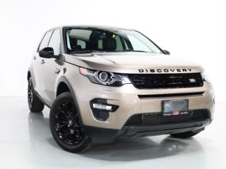 Used 2016 Land Rover Discovery Sport HSE   NAVI   PANO   CAM for sale in Vaughan, ON