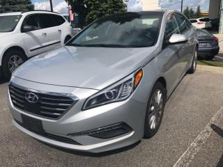 Used 2015 Hyundai Sonata Limited at for sale in Barrie, ON