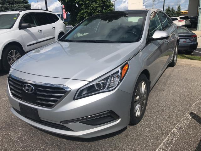 2015 Hyundai Sonata Limited at