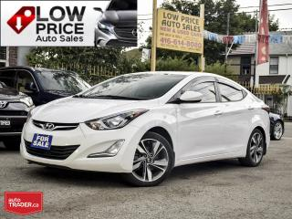 Used 2015 Hyundai Elantra GLS for sale in Toronto, ON