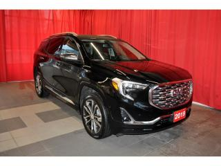 Used 2019 GMC Terrain Denali AWD | Navigation | Sunroof | + Snow Tires for sale in Listowel, ON