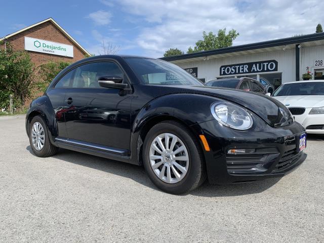 2018 Volkswagen Beetle 2.0T