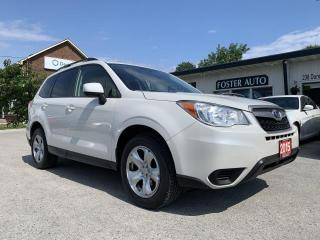 Used 2015 Subaru Forester 2.5i Convenience Pkg for sale in Waterdown, ON