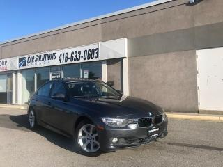 Used 2013 BMW 328 I-XDRIVE-AUTO-SUNROOF for sale in Toronto, ON