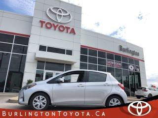 Used 2018 Toyota Yaris LE for sale in Burlington, ON