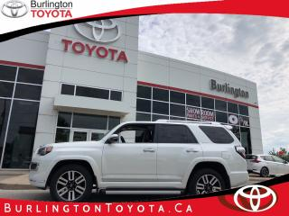 Used 2016 Toyota 4Runner Limited for sale in Burlington, ON