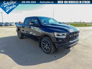 Used 2020 RAM 1500 Sport/Rebel 4x4 | Leather | Sunroof for sale in Indian Head, SK