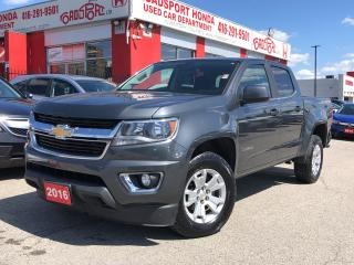 Used 2016 Chevrolet Colorado LT, AWD,one owner for sale in Toronto, ON