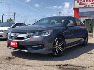 Used 2017 Honda Accord Sport, original Roadsport car for sale in Toronto, ON
