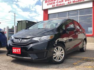 Used 2017 Honda Fit LX, one owner, clean carproof for sale in Toronto, ON