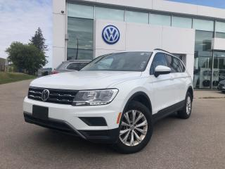Used 2019 Volkswagen TIGUAN TRENDLINE 4MOTION 4Motion for sale in Guelph, ON