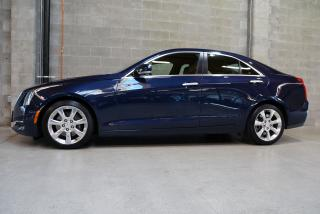 Used 2015 Cadillac ATS LUXURY SEDAN for sale in Vancouver, BC