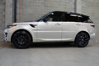 Used 2015 Land Rover Range Rover Sport Autobiography Dynamic 4WD for sale in Vancouver, BC