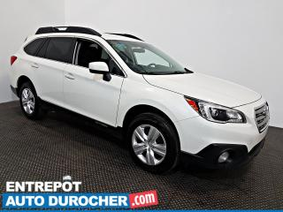Used 2017 Subaru Outback 2.5i AWD  Automatique - A/C - Groupe Électrique for sale in Laval, QC