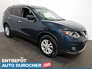 Used 2016 Nissan Rogue SV AWD NAVIGATION - AIR CLIMATISÉ - for sale in Laval, QC