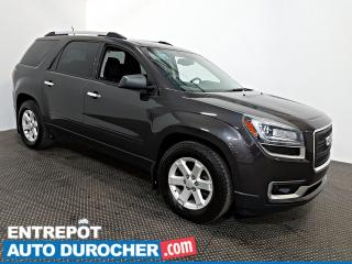 Used 2015 GMC Acadia SLE AWD Automatique - AIR CLIMATISÉ - 7 Passagers for sale in Laval, QC