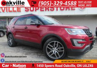 Used 2016 Ford Explorer SPORT | PANO ROOF | NAVI | LEATHER | 6 SEAT for sale in Oakville, ON