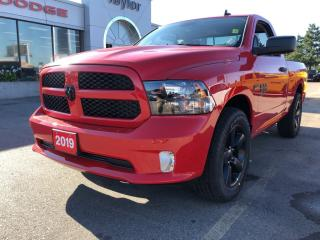Used 2019 RAM 1500 Classic Express Reg Cab 4x2 V8 Blackout for sale in Hamilton, ON