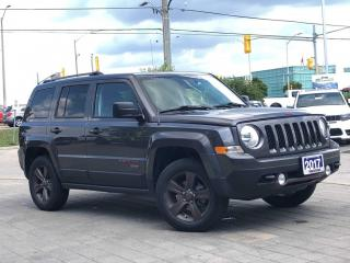 Used 2017 Jeep Patriot Sport**4X4**75TH Edition**Sunroof for sale in Mississauga, ON