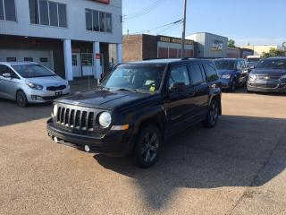 Used 2015 Jeep Patriot High Altitude for sale in Edmonton, AB