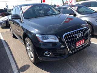 Used 2013 Audi Q5 2013 Audi Q5 - quattro 4dr 2.0L Premium Plus for sale in St. Catharines, ON