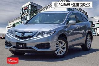 Used 2017 Acura RDX Tech at WOW NO CHARGE SCHEDULED MAINTENANCE FOR 24 for sale in Thornhill, ON