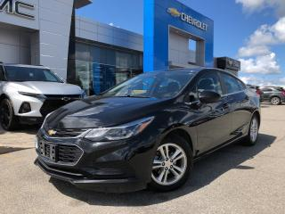 Used 2018 Chevrolet Cruze LT for sale in Barrie, ON