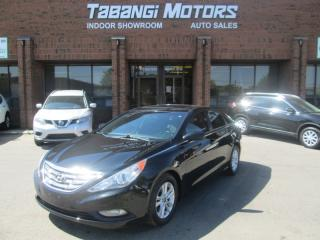 Used 2011 Hyundai Sonata GLS | NO ACCIDENTS | SUNROOF | POWER OPTIONS | BT for sale in Mississauga, ON