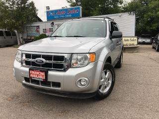 Used 2011 Ford Escape FWD 4dr I4 XLT *ACCIDENT FREE* for sale in Brampton, ON