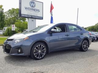Used 2016 Toyota Corolla S SPORT for sale in Cambridge, ON