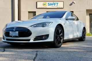 Used 2015 Tesla Model S 70D AUTOPILOT, RECARO SEATS, PREMIUM PKG, HIFI for sale in Burlington, ON