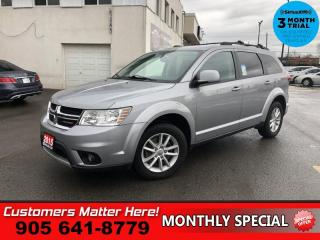 Used 2015 Dodge Journey SXT  LOW-KMS 5-PASS BT ALLOYS P/SEAT for sale in St. Catharines, ON