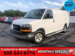 Used 2017 GMC Savana Cargo Van WT  CHROME BUMPERS CAGE BOARDS for sale in St. Catharines, ON