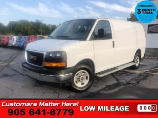 Used 2017 GMC Savana Cargo Van WT  LOW-KMS CAGE BOARDS PWR-GRP for sale in St. Catharines, ON
