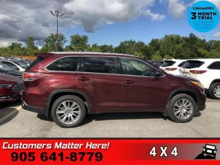 Used 2016 Toyota Highlander XLE for sale in St. Catharines, ON