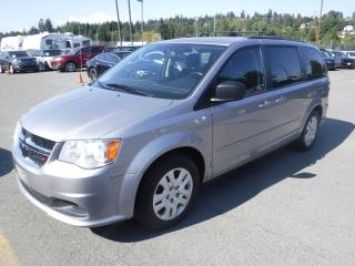 Used 2016 Dodge Grand Caravan SXT for sale in Burnaby, BC
