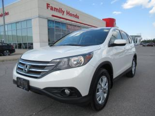 Used 2014 Honda CR-V EX, BACK UP CAM, SUNROOF for sale in Brampton, ON