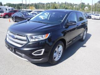 Used 2015 Ford Edge SEL FWD Ecoboost for sale in Burnaby, BC