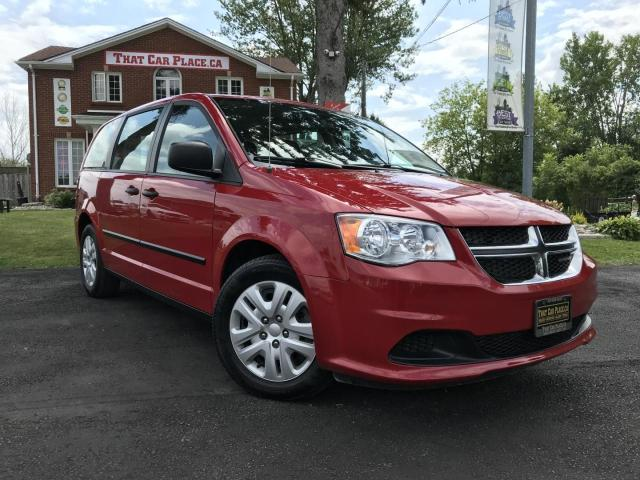 2014 Dodge Grand Caravan SE 2014 Dodge Grand Caravan SE-Stow'n'go-Pwr Window-Cruise-A/C