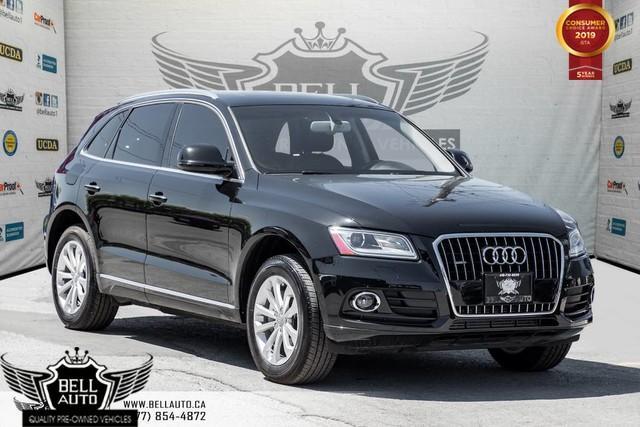 2016 Audi Q5 2.0T Progressiv, NO ACCIDENT, AWD, PANO ROOF, PUSH START, HEATED SEAT