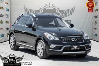 Used 2016 Infiniti QX50 NO ACCIDENT, AWD, BACK-UP CAM, SUNROOF, LEATHER for sale in Toronto, ON