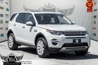 Used 2016 Land Rover Discovery Sport HSE LUXURY, AWD, NO ACCIDENT, BACK-UP CAM, PANO ROOF for sale in Toronto, ON