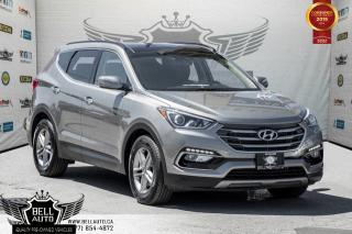 Used 2018 Hyundai Santa Fe Sport Luxury, AWD, NO ACCIDENT, NAVI, BACK-UP CAM, PANO ROOF for sale in Toronto, ON
