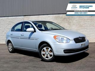 Used 2009 Hyundai Accent for sale in Brantford, ON