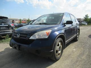 Used 2008 Honda CR-V LX, HEAT/AC for sale in Brampton, ON