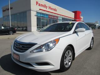 Used 2012 Hyundai Sonata GL, LOW KMS! for sale in Brampton, ON