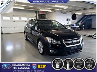 Used 2014 Subaru Impreza 2.0i Sport Awd Berline ** Toit ouvrant * for sale in Laval, QC